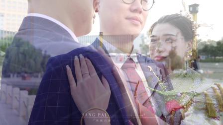 2019.10.02 关弘扬 & 程雪莹 婚礼快剪 【邦派印象】