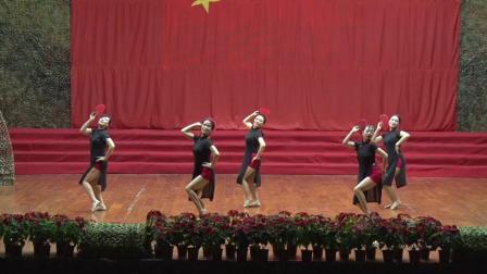 3、旗袍舞蹈《最后的雅致》表演者:玫瑰组合