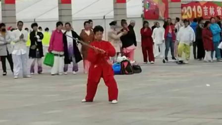 广场东站太极拳晨练中心