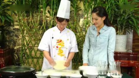 千层饼的做法(葱油饼的做法) 做菜教学视频