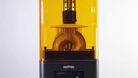君晓天云3d印表机Zortrax Inkspire光固化高精度光敏树脂模型牙科义齿牙模