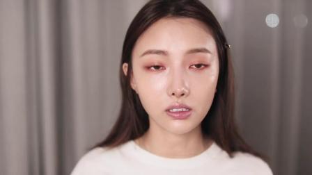 君晓天云方恰拉推荐韩国unny睫毛膏纤长浓密捲翘型持久不晕染小刷头易上手