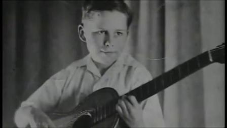 【古典吉他】大师Julian Bream演奏 索尔 月光;Julian Bream