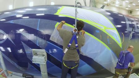 官方,首架A220交付埃及航空(EgyptAir)