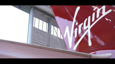 官方,维珍航空(VirginAtlantic)首架A350从总装到交付