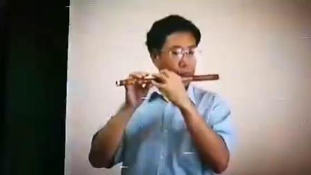 简广易演奏《山歌》片段