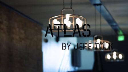 【花切欣赏】ATLAS - Cardistry丨牌艺师:Jeff Tolk