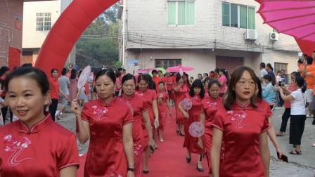 连州市东村岗出嫁女回娘家聚会实录201910          欧阳在法摄影