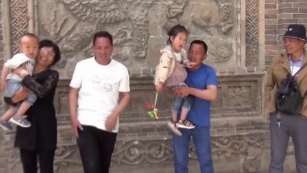 山西万荣李家大院景区旅游纪念视频