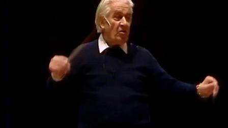 普罗科菲耶夫第一(古典)交响曲 慕尼黑爱乐 切利比达奇 1988 (排练)