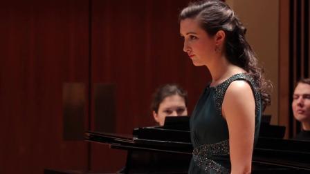 焦阿基諾•安東尼奧•羅西尼 : 為聲樂與鋼琴所作的威尼斯方言歌曲《威尼斯賽船會》