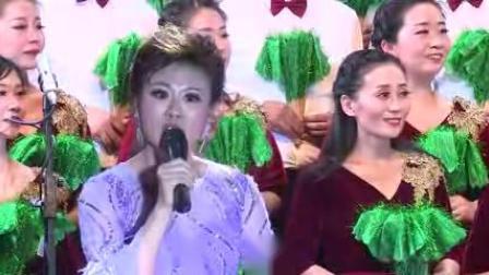 庆祝建国70周年合唱大赛决赛淄川卫生健康局在希望的田野上
