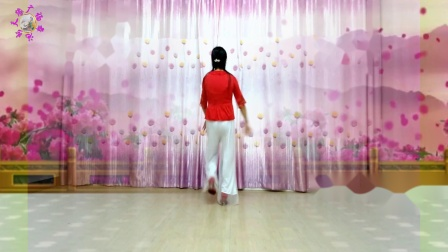 轻舞飞扬-天缘-妹妹的山丹花--原创16步