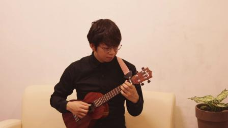Air on the G string Ukulele cover
