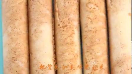 君晓天云康师傅蛋酥卷108g2盒糕点蛋卷鸡蛋卷煎卷香脆卷煎饼乾零食品小吃
