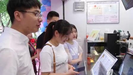 温州奶茶店加盟好项目,纤风茶客加盟费培训费全免!