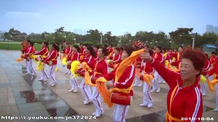 2019日照千人旗袍嘉年华庆国庆活动开幕式·我和我的祖国
