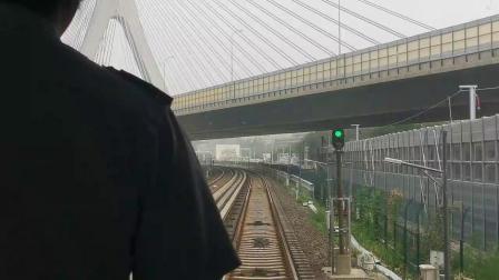 【地铁视频集锦】北京地铁13号线前方展望