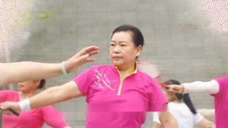 柔力球全体队员,庆祝中华人民共和国成立七十周年活动。
