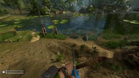 绿色地狱 湖心岛 金属箭多少击杀鳄鱼?