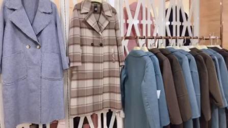 服装产业的半壁江山,美女实拍广州服装市场,品牌尾货批发啥都有