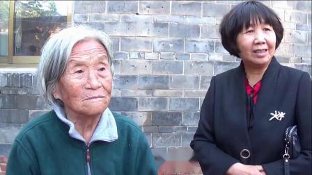 辛集市妇联携手萤火虫爱心团团体重阳节慰问革命老妈妈1