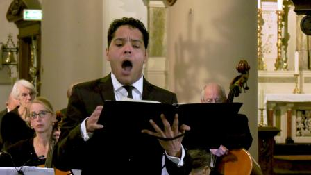 約翰•塞巴斯蒂安•巴哈 : 第九號清唱劇《幸福降臨我們》BWV.9