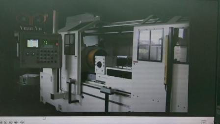 源祐摩擦焊YL-60 汽車传动轴/半軸摩擦焊