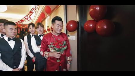 10.6杨林&郝铁岩婚礼快剪