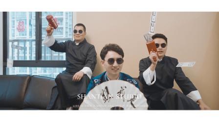 2019.10.6 周威 蒋楚洁 婚礼即时快剪