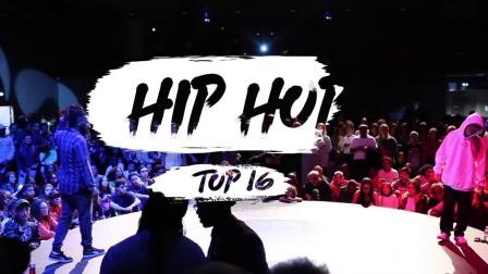 YDHEM vs LEO - Battle BAD 2018 - HIP-HOP TOP16