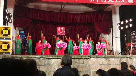 家和万事兴 舞蹈杨柳舞广场舞