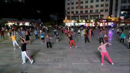 永善工农广场舞《祖国你好》