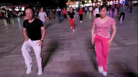 永善工农广场舞《影视八一》