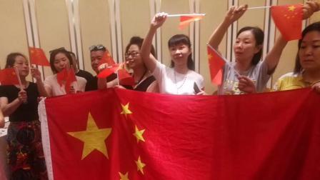 第三届刘雍非洲鼓精品班武汉站在祖国70华诞之时成功开办欢迎全国各地的鼓友在大武汉共庆祖国生日快乐耶耶耶