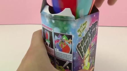 超级 炫酷 可爱 创意 生日 蜡烛 蜡烛花 莲花 礼花 DIY 手工 制作 玩具组 套装 开箱 展示