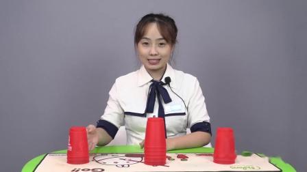 单色速叠杯玩法教学,快来训练手脑协调吧!