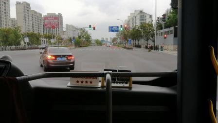 青小线公交车(SWBCD-017)老松蒸公路小蒸-漕盈路站全程(I)