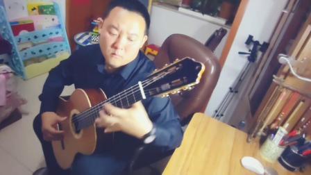 古典吉他名曲《西班牙舞曲》 Gaspar Sanz(1640—1710)演奏:贾瑾鑫