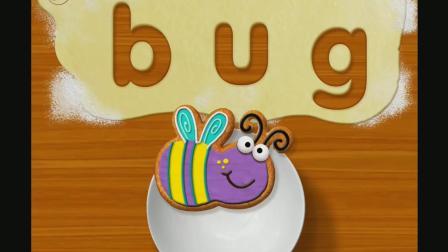 字母厨房!曲奇打电话来了!学习和玩饼干怪兽!芝麻街游戏应用