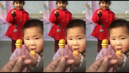 【妈妈发糖果】发棒棒糖、棉花糖、芒果糖、彩虹糖、QQ糖等零食