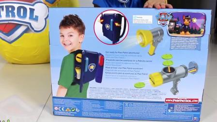 爪子巡逻超级巨无霸惊喜蛋玩具开幕迪士尼汽车闪电麦昆消防车ckn