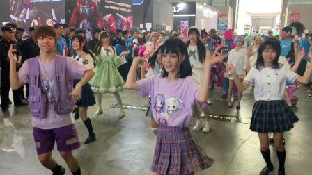 BW2019上海站舞蹈