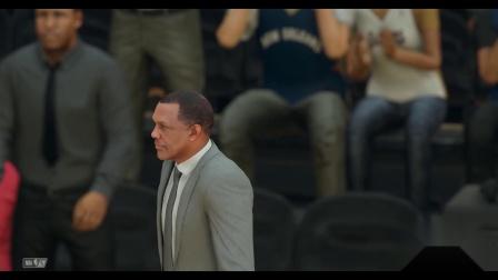 【小胖娱乐解说】NBA2K19终极联盟模式第二十一期:戴维斯受伤!