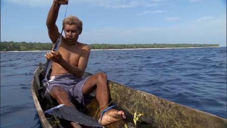 《南太平洋》片段:教你如何用蜘蛛网钓鱼
