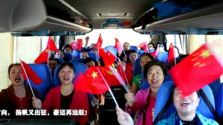 我爱你,中国  —— 走进额济纳旗胡杨林