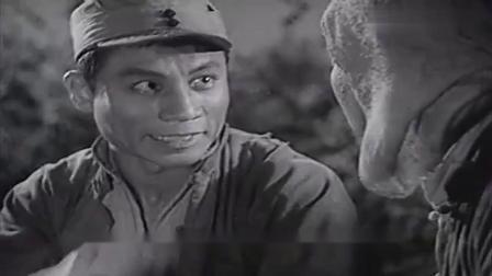 老电影《平原游击队》:为了吸引日军注意力,李向阳等人决定进城