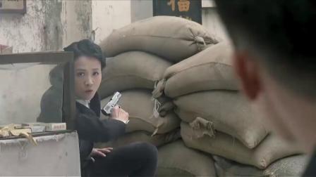 黑狐之风影第5集:小王报信却被了,顾婷遭到了日军残害