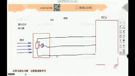 霍尔式传感器检测方法