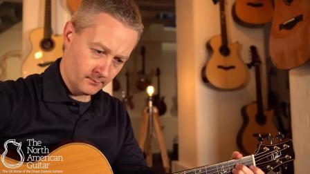 PRS Angelus Cutaway 缺角手工电箱木吉他 可可菠萝玫瑰木